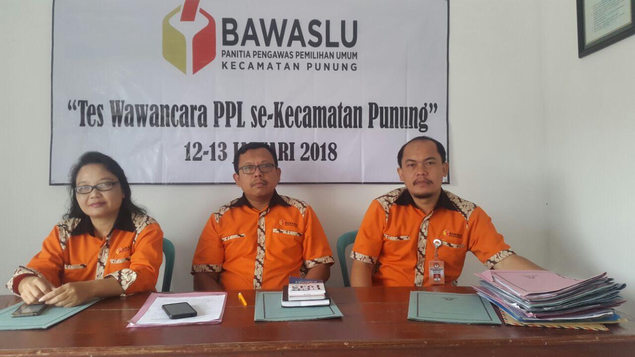 Pengawas Pemilu Kecamatan Punung